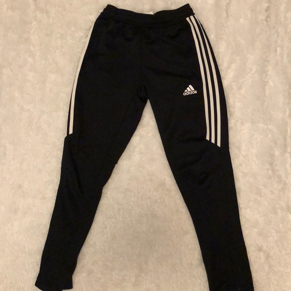 e3a33daf9b01 adidas Other - Boys Adidas joggers black white